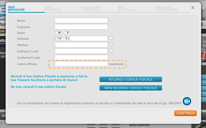 betflag-codice-affiliato-registrazione