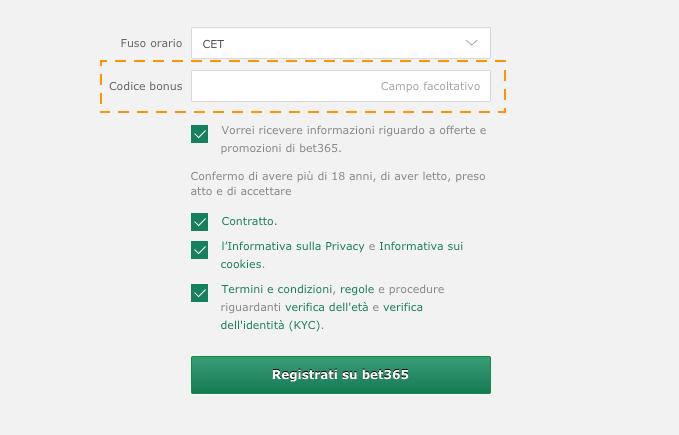 bet365-codice-bonus-registrazione