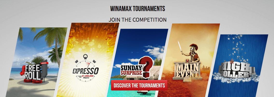 winamax scommesse poker